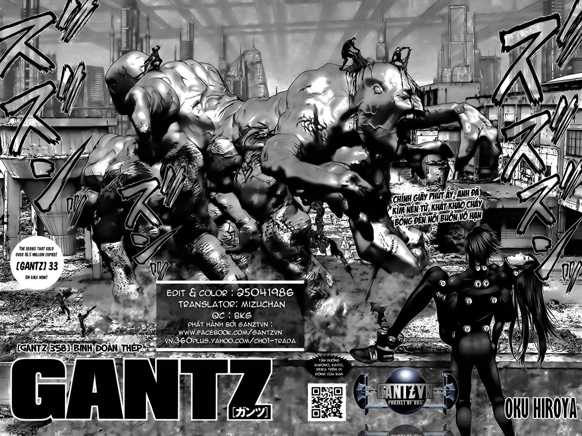 Gantz chap 358 trang 4