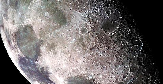Lua pode ter sido habitável afirma um recente e polêmico estudo - Capa