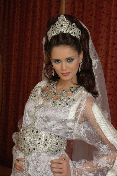 caftans mariage