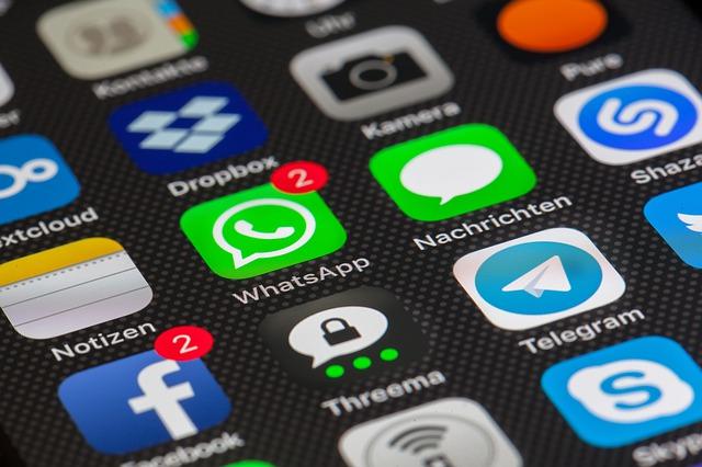 WhatsApp centang satu