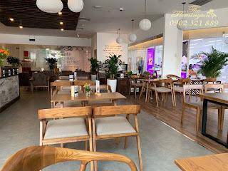 Cafe Trung Nguyên Legend tại tòa nhà Flemington Quận 11 - hình 3