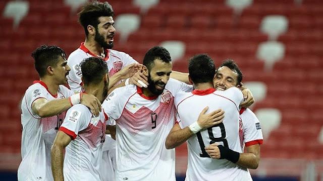 19. Bahrain nhất bảng E vòng loại thứ 3.