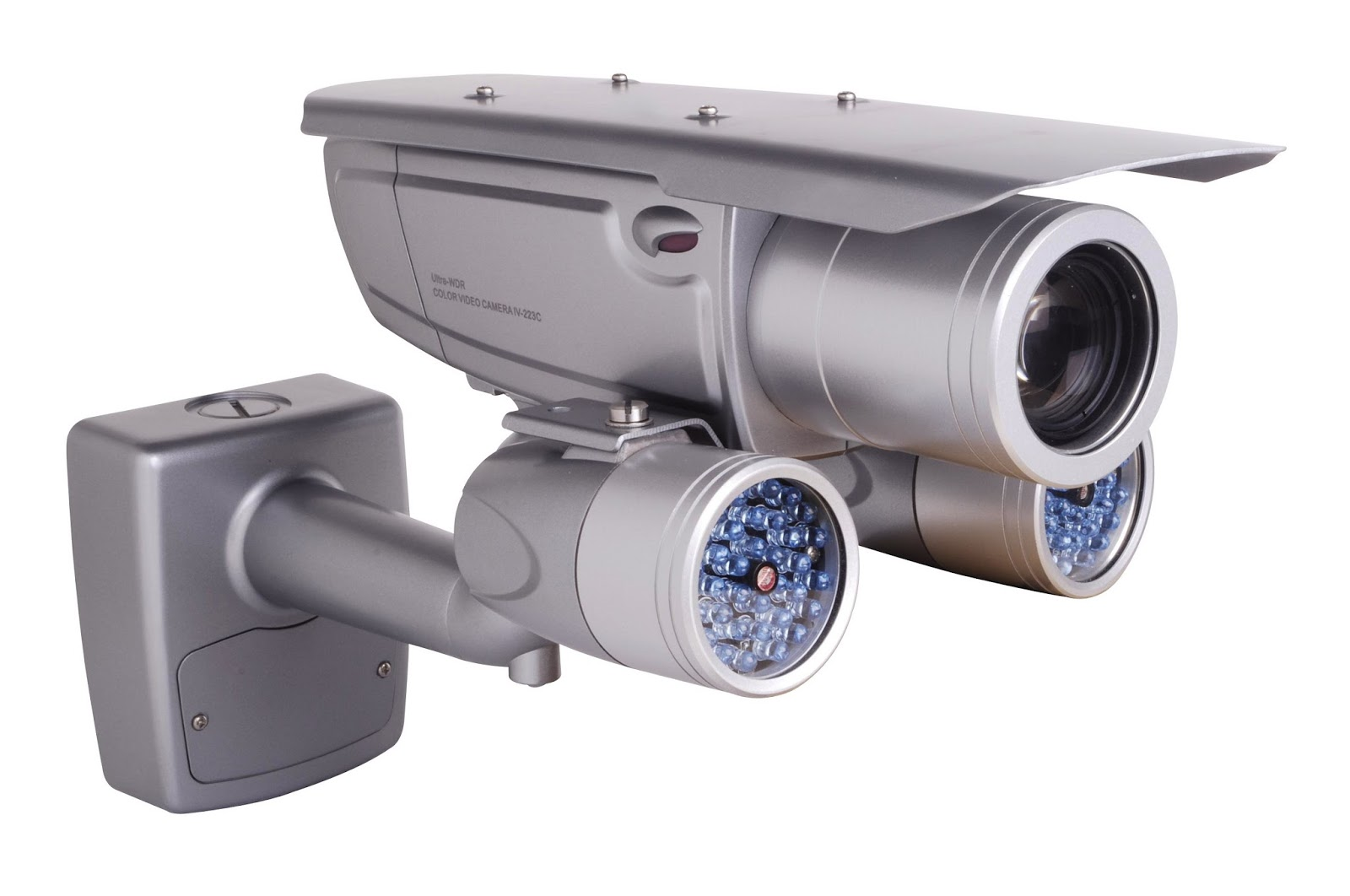 Installation of video surveillance: a selection of sites