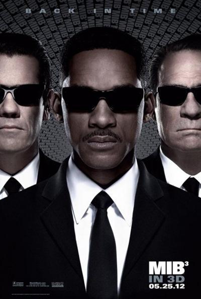 Hombres de Negro 3 DVDRip Español Latino Descargar 2012