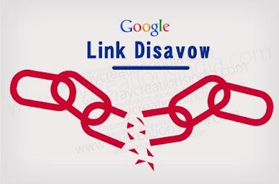 Disavow Link Google Vi phạm