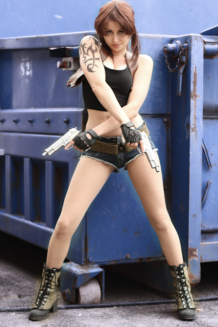 Cosplay Revy Black Lagoon by Nefeline