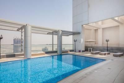 شقق Nirvana Holiday Home - Burj Alnujoom