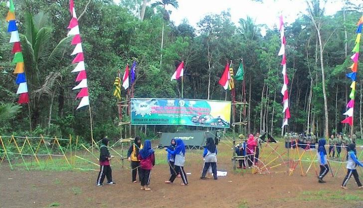 MTs Muhammadiyah Watulimo Dobrak Mental Siswa Baru Melalui MOP
