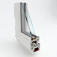 ЭСТЕТ  Элегантное окно с надежной фурнитурой, отличными техническими характеристиками и гарантией сроком 15 лет.