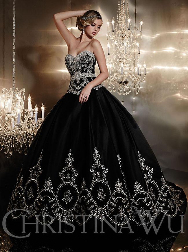 Sofisticados vestidos de novias   Colección Christina Wu   Somos Novias