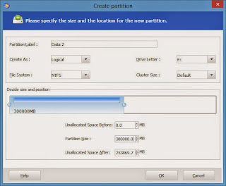 Cara Membuat 4 Partisi di Windows 10, 8 dan 7