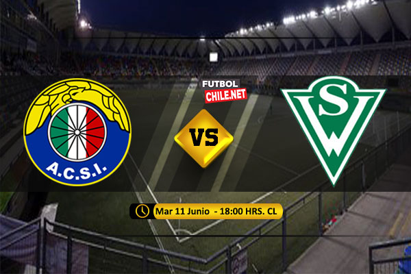Mira Audax Italiano vs Santiago Wanderers en vivo y online por la Segunda Fase Vuelta de la Copa Chile