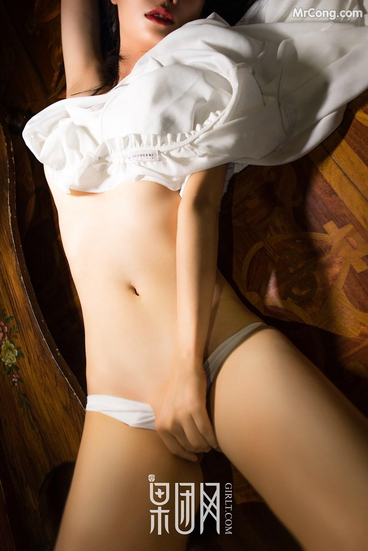 Image GIRLT-No.071-EMILY-MrCong.com-044 in post GIRLT No.071: Người mẫu EMILY (54 ảnh)