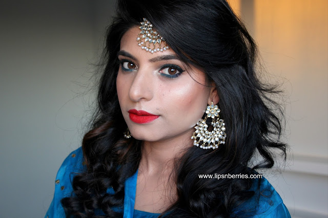 arabic eye makeup for eid