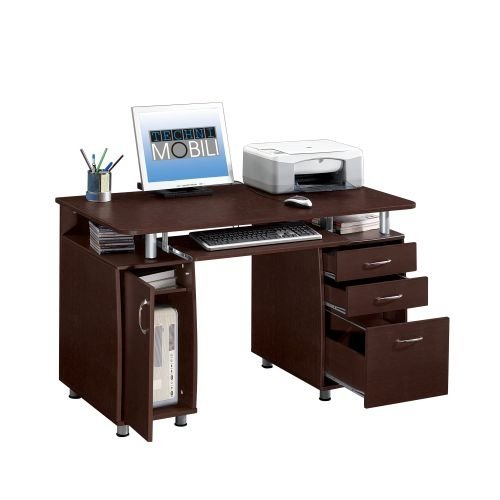 computer desk with file drawer desks with file cabinet drawer for small home offices 13776