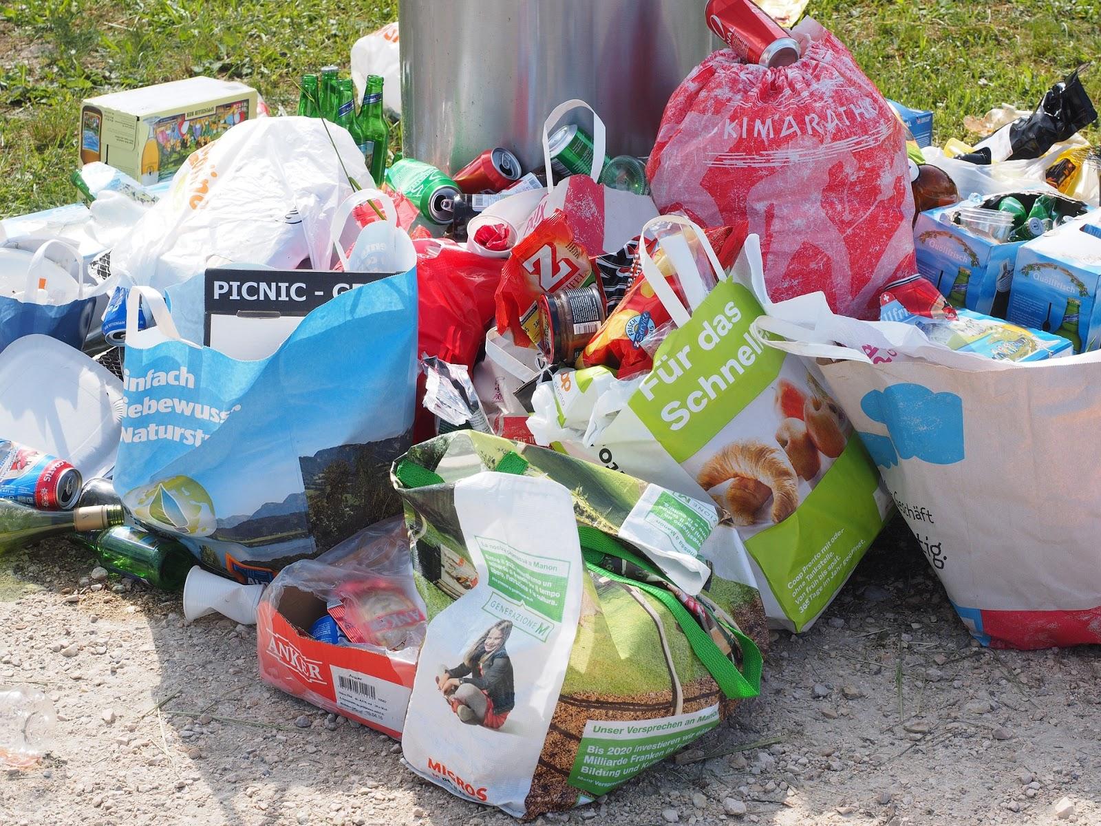 spodoby na ograniczenie śmieci, jak ograniczyć ilość śmieci, jak ograniczyć ilość odpadów