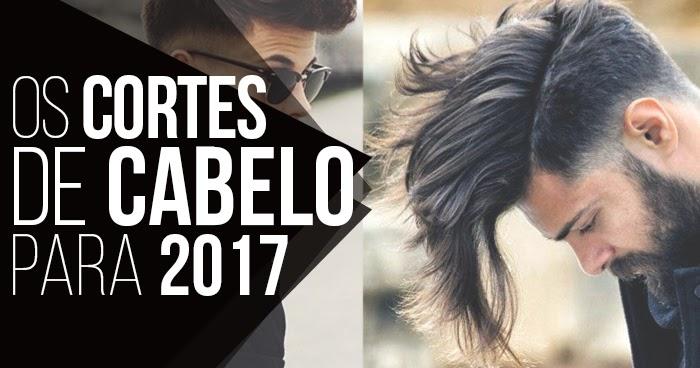 Macho Moda - Blog de Moda Masculina  Os Cortes de Cabelo Masculino para  2017, Dicas! dd03d50475