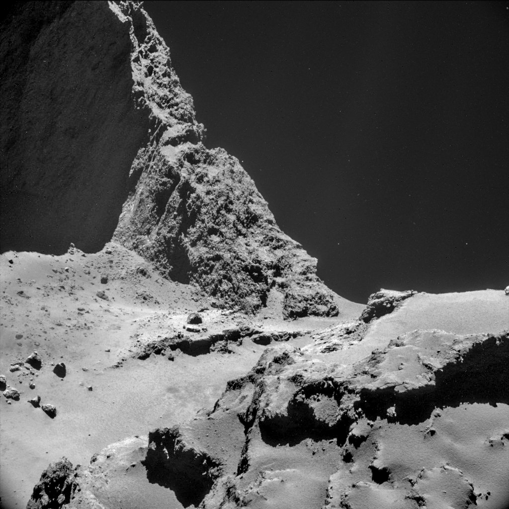 MATRIXSYNTH: A Singing Comet - Rosetta's 'Philae' Makes ...