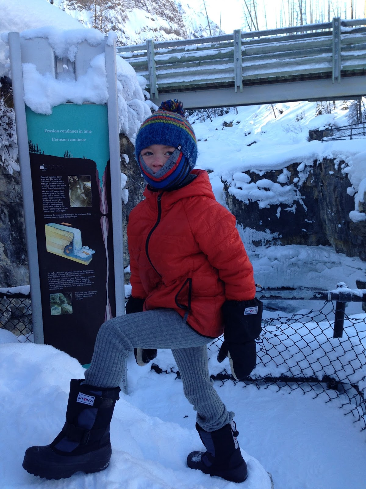 Family Adventures In The Canadian Rockies Another Winter