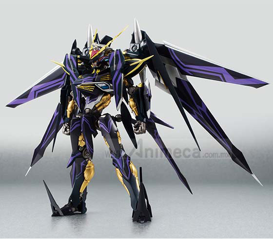Figura ROBOT SPIRITS SIDE RM Hysterica Cross Ange Rondo of Angels and Dragons BANDAI