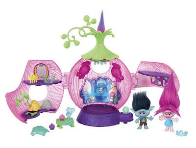 TOYS : JUGUETES DreamWorks TROLLS La coronación de la princesa Poppy Producto Oficial Película 2016 | Hasbro B6560 | A partir de 3 años Comprar en Amazon España & buy Amazon USA