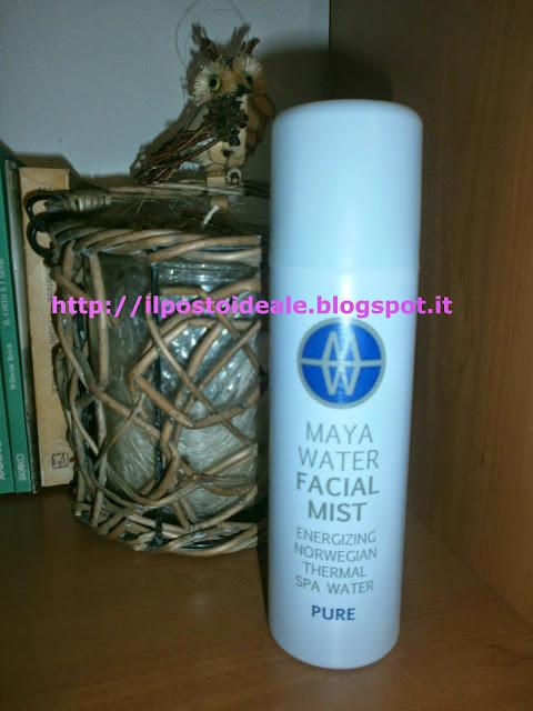 Maya Water Facial Mist