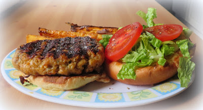 Smokey Turkey Burgers
