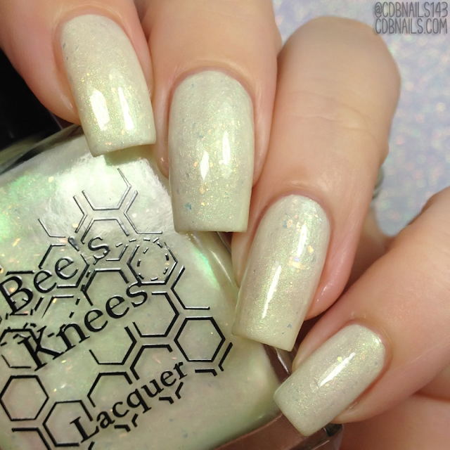 Bee's Knees Lacquer-Oogie Boogie