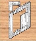 تنفيذ تراكيب التوصيل الإطارى فى الخشب يدويا PDF-اتعلم دليفرى