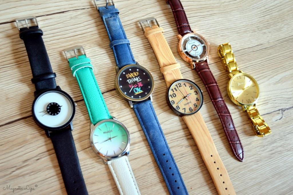 aliexpress zegarki