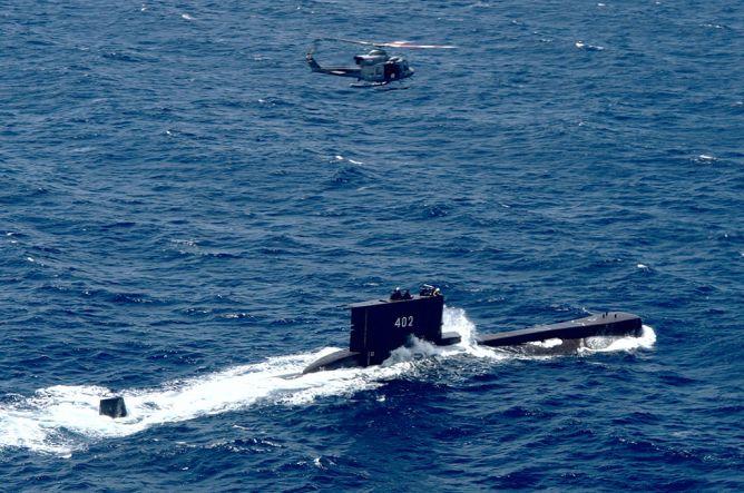 Kapal Selam TNI-AL
