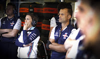 Claire Williams F1