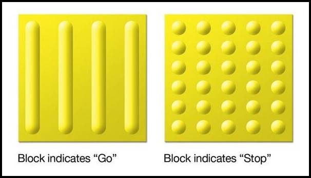 apa itu guiding block ? - pahlayuldi