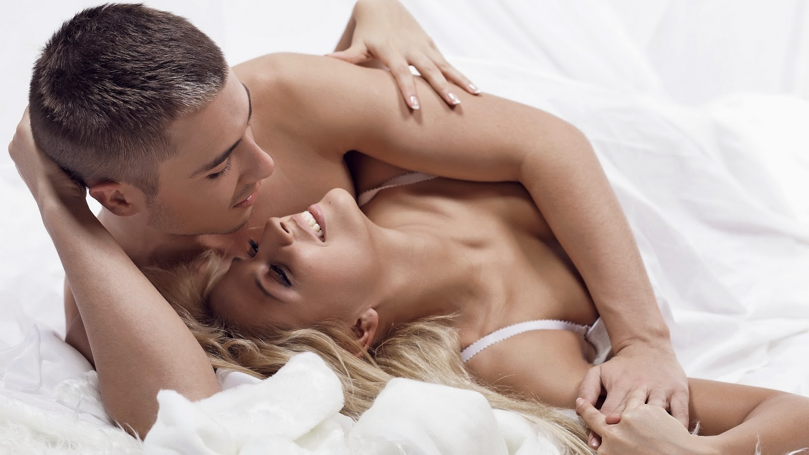 Самый красивый утрений секс