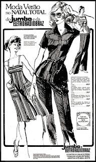 moda verão anos 70; moda anos 70; propaganda anos 70; história da década de 70; reclames anos 70; brazil in the 70s; Oswaldo Hernandez
