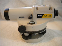 Jual Automatic Level (Waterpass) Nikon AX-2S