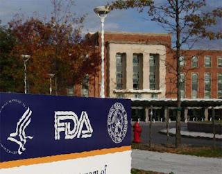 FDA Building - Transparency