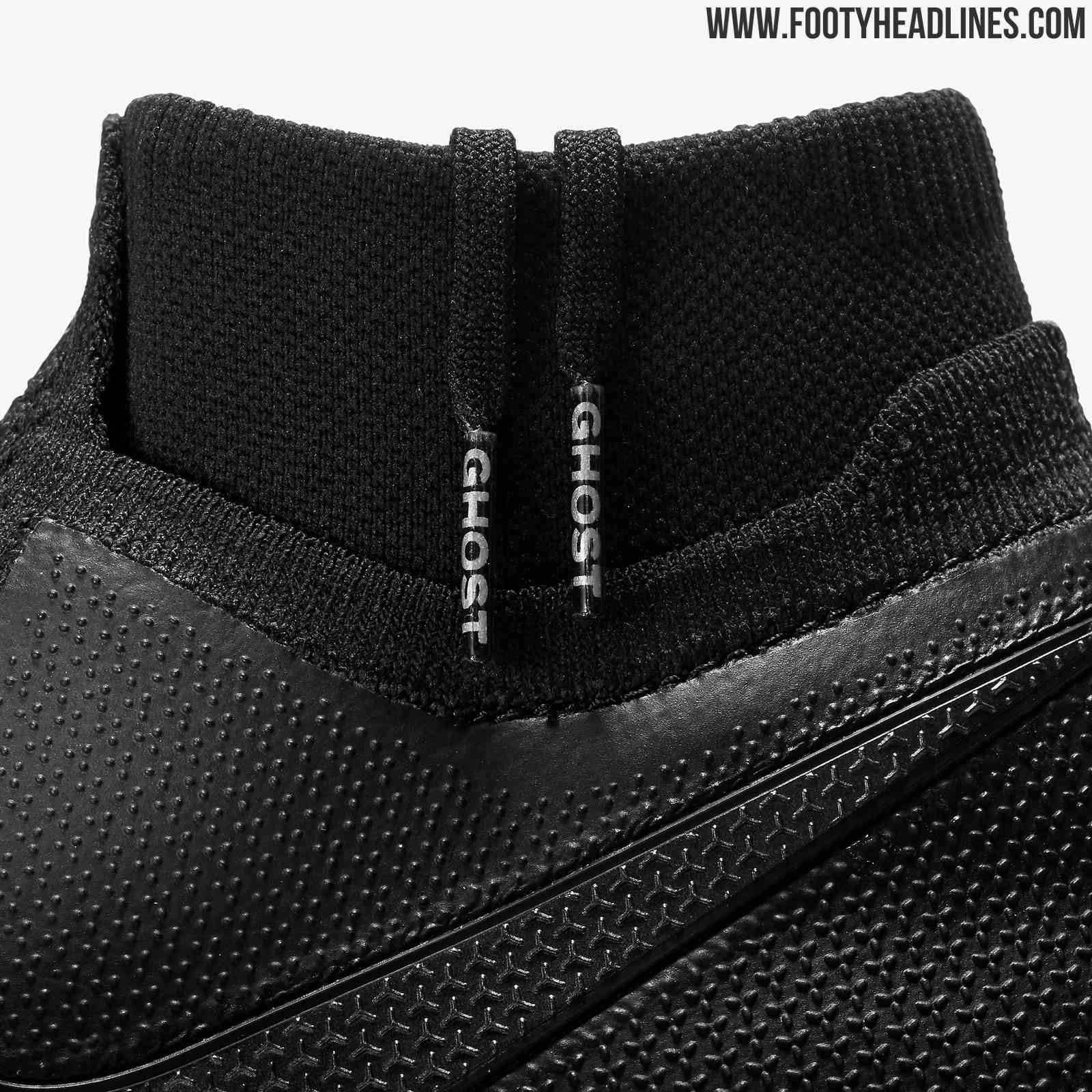bc3ad8818 Do you like the blackout Nike Phantom VSN Phantom 2018 football boot of the  new Nike 2018-2019 Stealth Ops pack  Drop us a line below and see all  upcoming ...