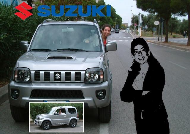 Jimny Suzuki Silvana Calabrese La scorribanda legale