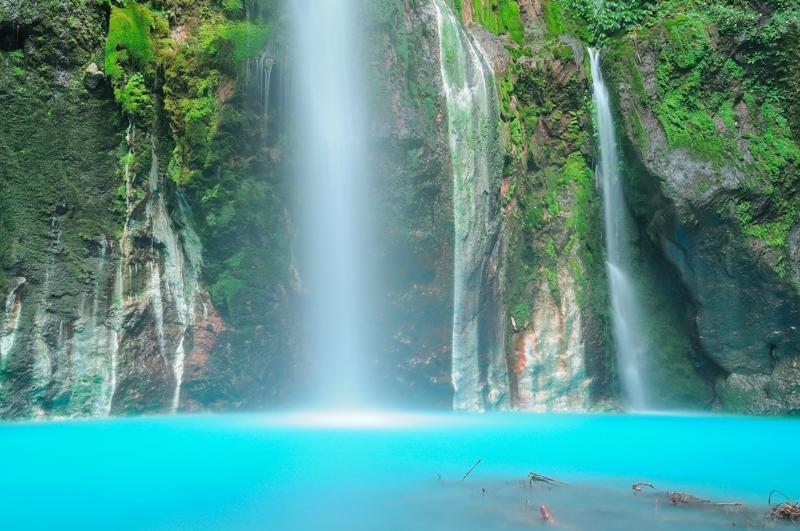 Gambar Air Terjun Terindah Di Indonesia  Go Wisata Ria
