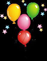 balão de festa