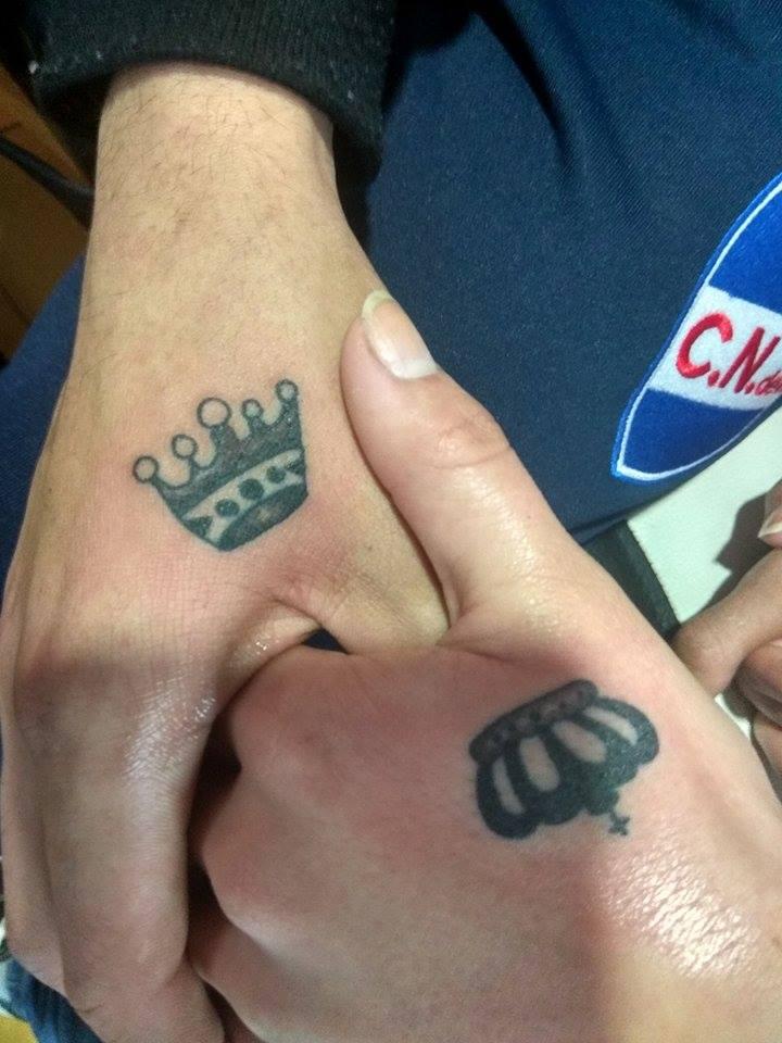 Tatuajes De Coronas Cuchotattoo