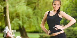 10 Tips Alami Punya Badan Langsing dan Sehat
