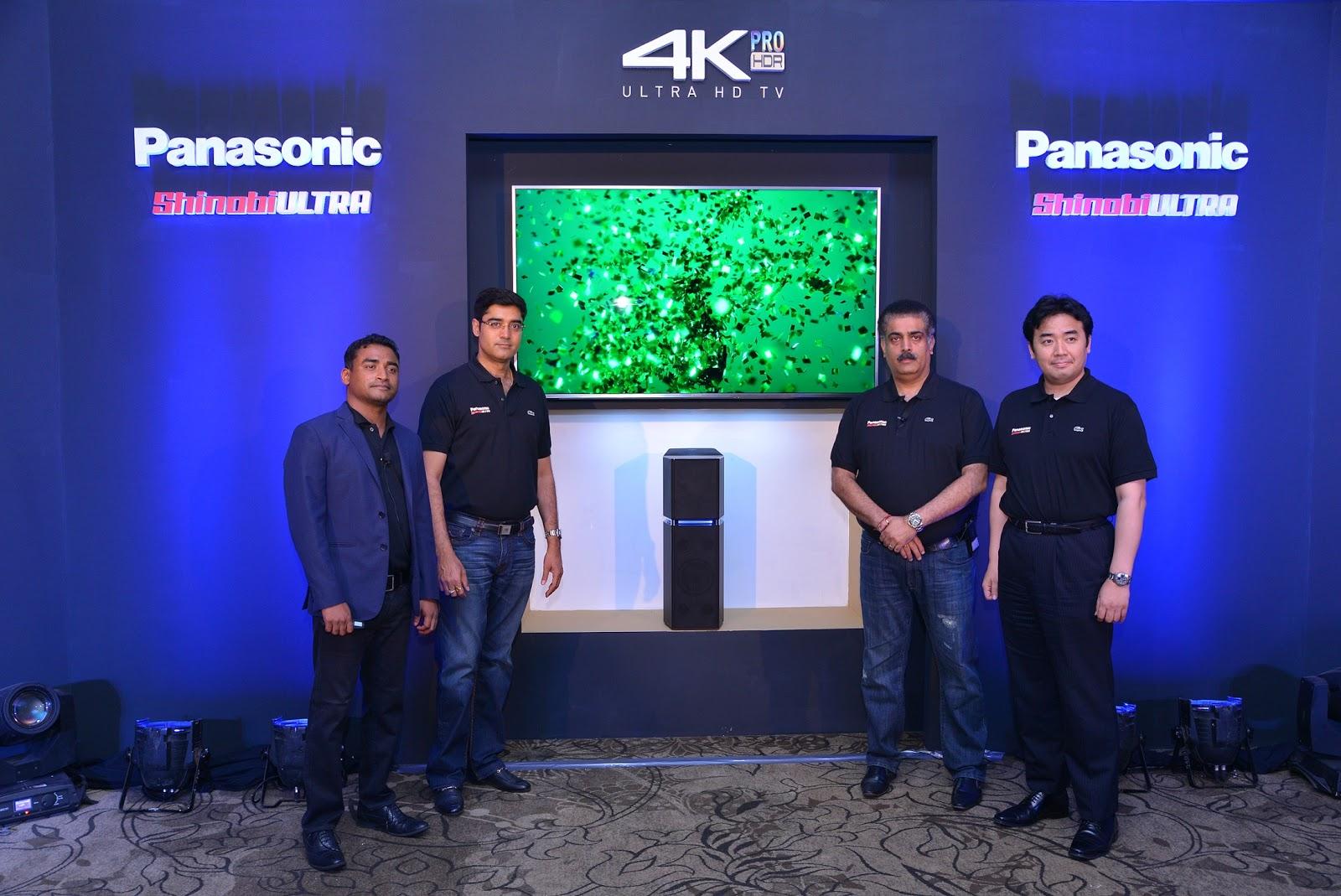 f8a4be786d1 Panasonic s New 4K Ultra HD TV And UA7 Sound System - TECHNOVATION 360