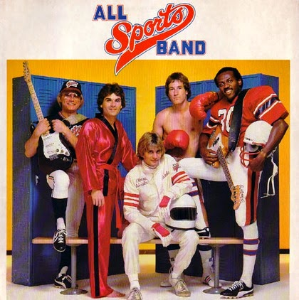All Sports Band st 1981 aor melodic rock