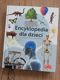 Recenzja encyklopedii dla dzieci na blogu atrakcyjne wakacje z dzieckiem
