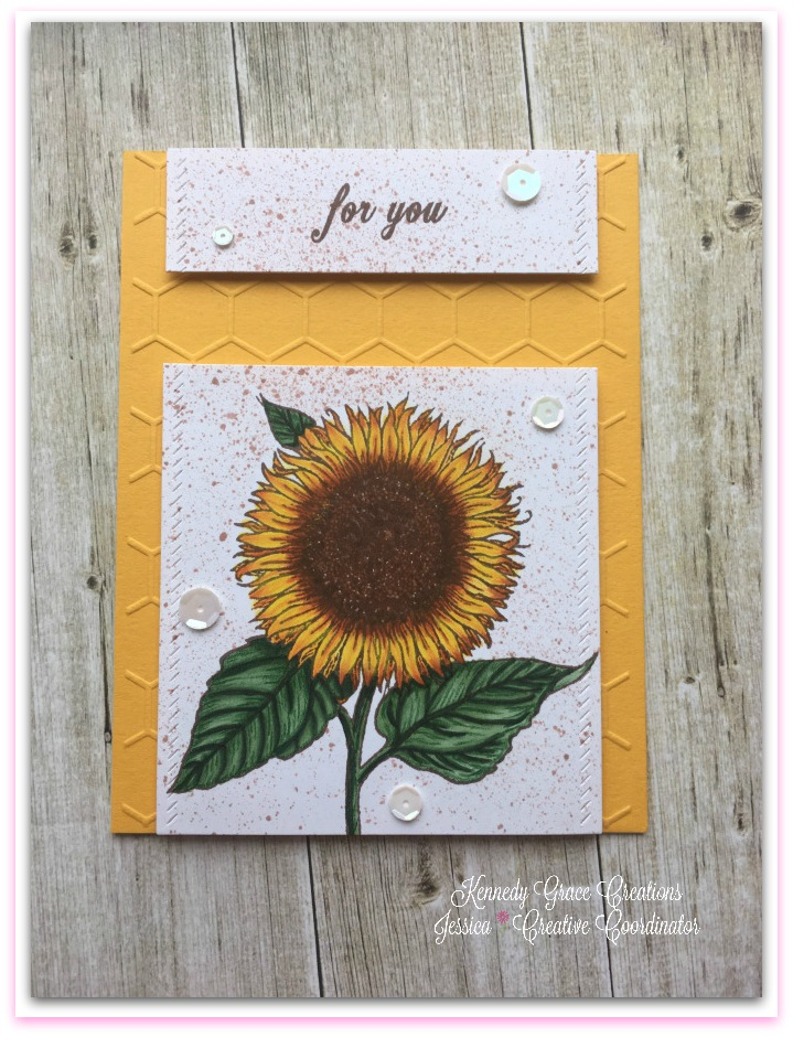 Designer Showcase  Beautiful Bloom  Sunflower