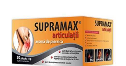Supramax Articulatii, 30 plicuri | Catena | Preturi mici!