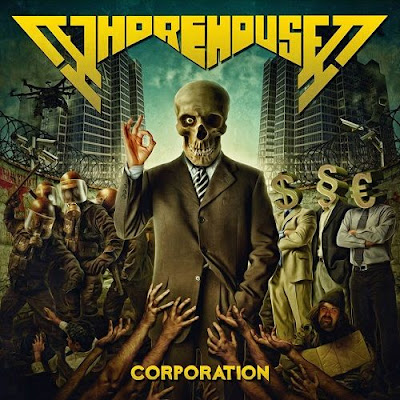 Recenze/review - WHOREHOUSE - Corporation (2017)