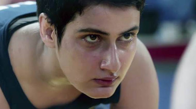 Fatima Sana Sheikh as Geeta Phogat in Dangal